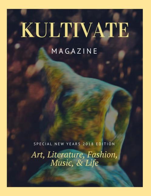 Kultivate Magazine-January 18