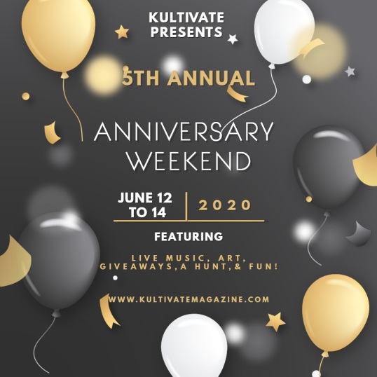 5th Annual Kultivate Anniversary Weekend