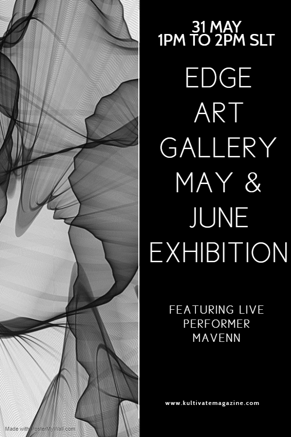 EDGEGALLERY MAY AND JUNE