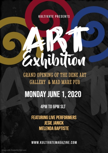 MADMARE& DENE ART GALLERY GRAND OPENING