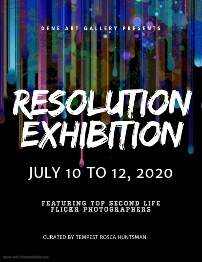 RESOLUTION EXHIBITION